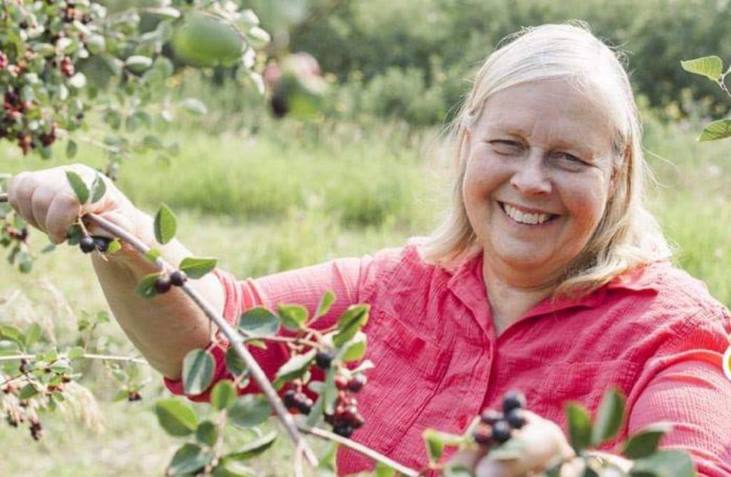 Riverbend Plantation Saskatoon Berries